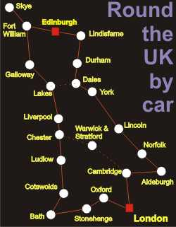 UK by Car