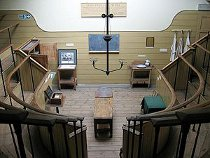 Old Operating Theatre, London from Wikipedia under Creative Commons