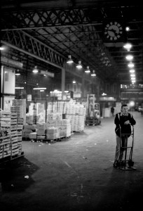 Mark Jackson & Huw Davies photo of Old Spitalfields Market, Bishopsgate Institute